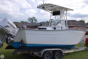 Used Cape Horn 21 Center Console Center Console Fishing Boat For Sale