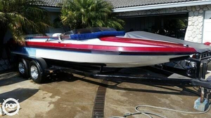 Used Eliminator 21 Tournament High Performance Boat For Sale