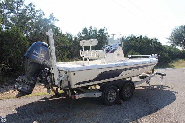 Used Skeeter SX220 Center Console Fishing Boat For Sale