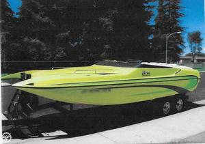 Used Htm 24 High Performance Boat For Sale