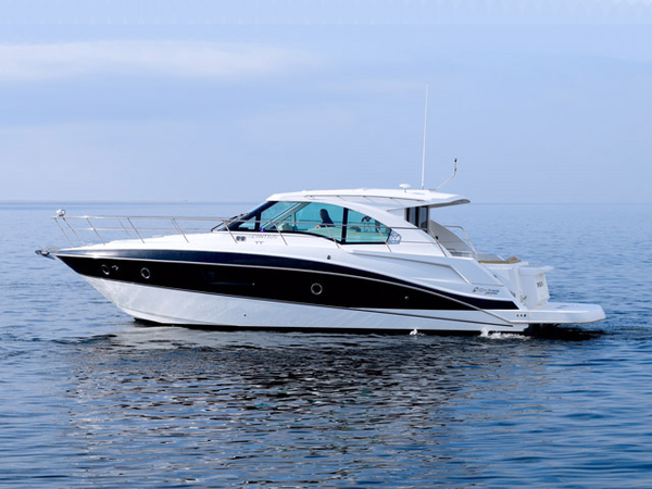 Used Cruisers Yachts 41 Cantius Cruiser Boat For Sale