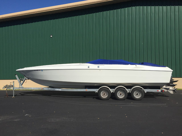 Used Scarab 31' Scarab High Performance Boat For Sale