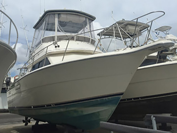 Used Tiara Flybridge Convertible Flybridge Boat For Sale