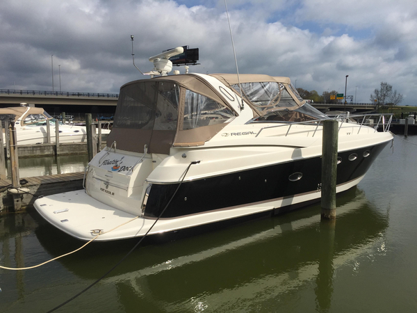 Used Regal 3860 Commodore Express Cruiser Boat For Sale