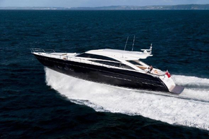 Used Princess Yachts V 72 Motor Yacht For Sale