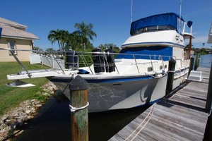 Used Jefferson Sundeck Motor Yacht For Sale