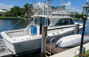 Used Bertram Convertible Sport Fisherman Convertible Fishing Boat For Sale