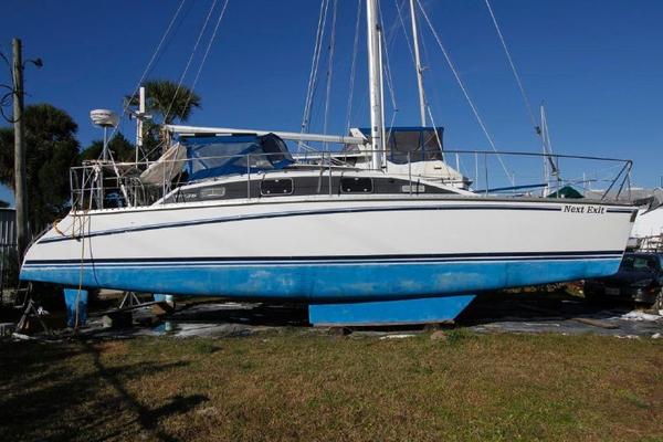 Used Pdq Capella Catamaran Sailboat For Sale