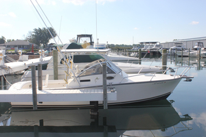 Used Albemarle 280 Express Fisherman Saltwater Fishing Boat For Sale