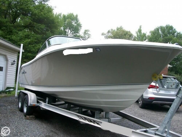 Used Nautic Star 2000 XS Dual Console Cruiser Boat For Sale