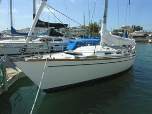 Used Chance Wauquiez 37 Sloop Sailboat For Sale