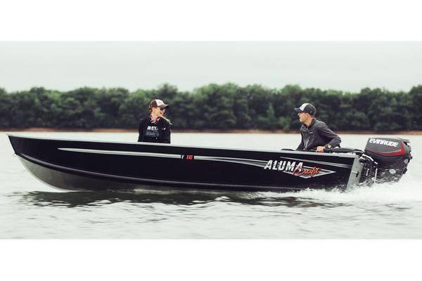New Alumacraft V16 Utility Boat For Sale