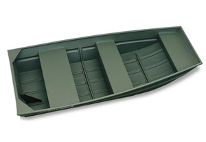 New Alumacraft 1236 Utility Boat For Sale