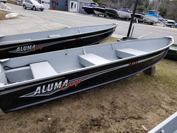 New Alumacraft T14VT14V Utility Boat For Sale
