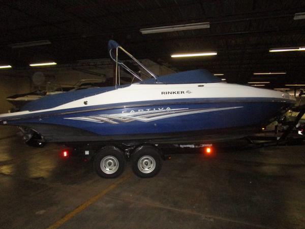 Used Rinker 246 BR Bowrider Boat For Sale