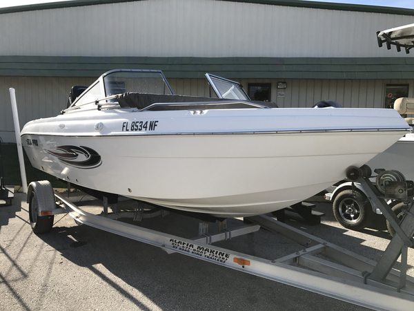 Used Sea Pro 195 Fish Ski DL Other Boat For Sale