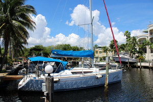 Used Jeanneau 39i Cruiser Sailboat For Sale