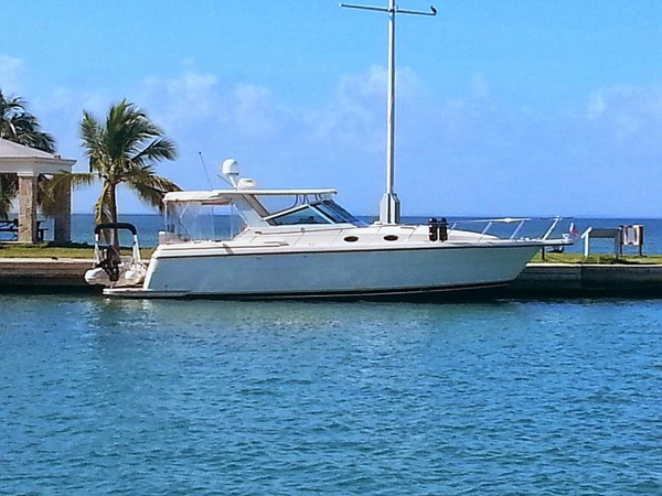 Used Tiara Express 4000 Cruiser Boat For Sale