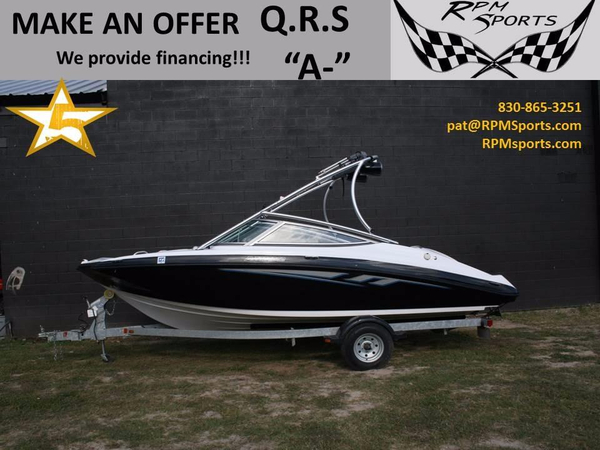 Used Yamaha AR 190 Ski and Wakeboard Boat For Sale
