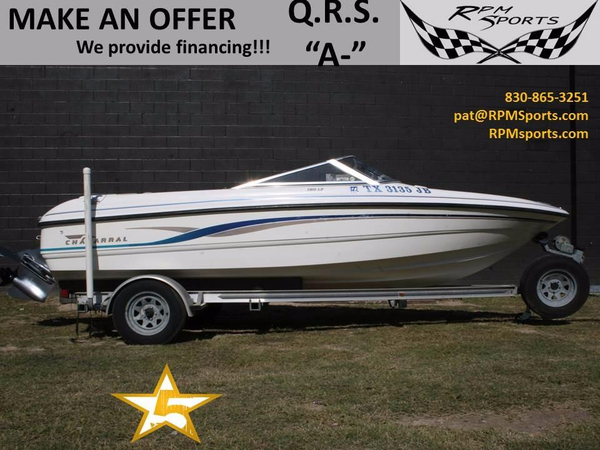 Used Chaparral 180 LE Runabout Boat For Sale