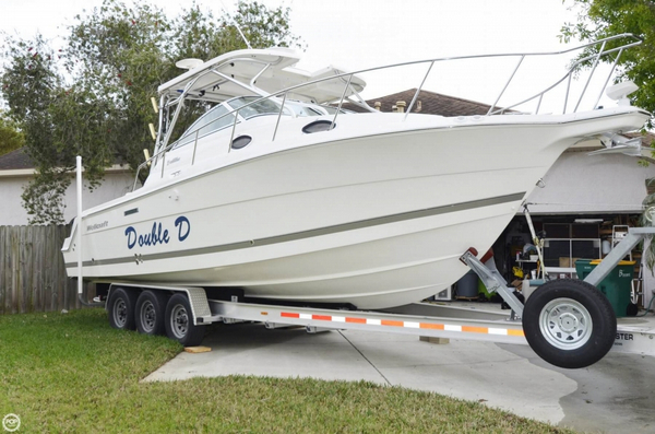 Used Wellcraft Coastal Express 290 Walkaround Fishing Boat For Sale
