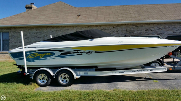 Used Baja 232 Boss II High Performance Boat For Sale