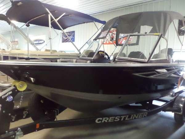 2017 new crestliner 1950 super hawk wt freshwater fishing for Best freshwater fishing boats