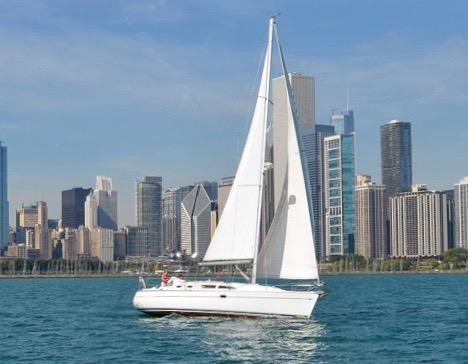 Used Jeanneau 37 Sloop Sailboat For Sale
