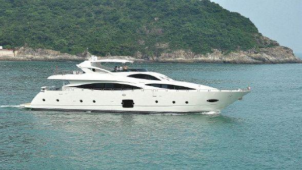Used Allmand Yachts Luxury Yacht 103 Mega Yacht For Sale