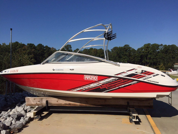 Used Yamaha Sport Boat AR210 Jet Boat For Sale
