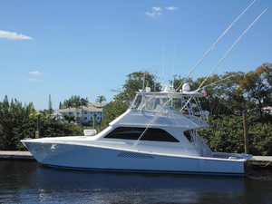 Used Viking Convertible Fishing Boat For Sale