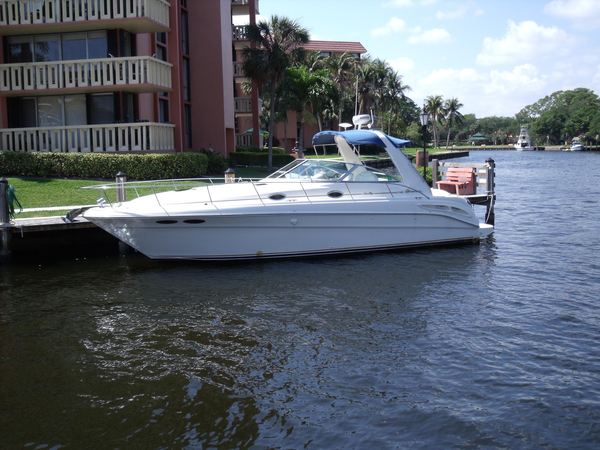"Used Sea Ray Sundancer 340 ""MUST SELL"" Express Cruiser Boat For Sale"