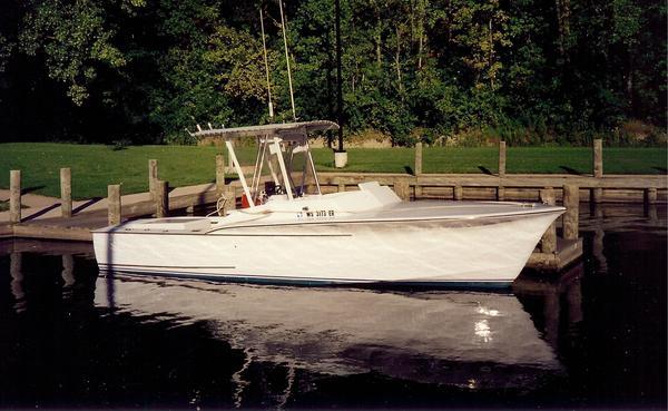 Used Sunny Briggs Center Console Fwd Cabin Center Console Fishing Boat For Sale