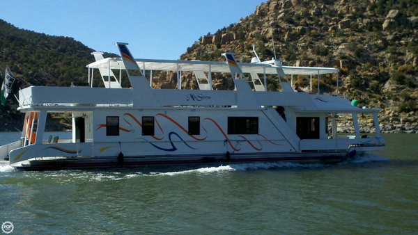 Used Stardust Cruiser 75 House Boat For Sale