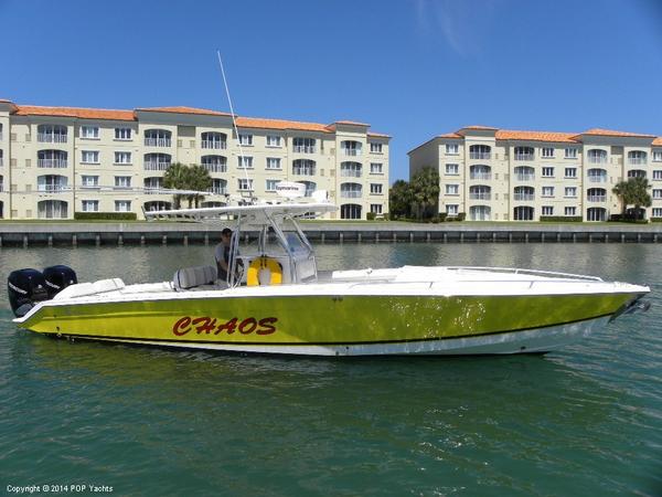 Used Jefferson 35 Marlago FS35 Sport Cuddy Cruiser Boat For Sale