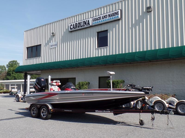 Used Triton 20XS Bass Boat For Sale