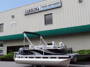 New Qwest Edge 7516 SP Pontoon Boat For Sale