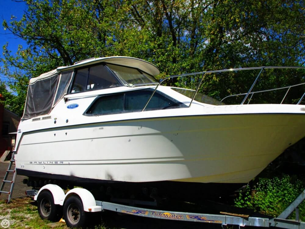 Used Bayliner 242 Ciera Classic Cruiser Boat For Sale