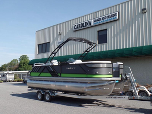 New Crest Caliber 230 SLC Pontoon Boat For Sale