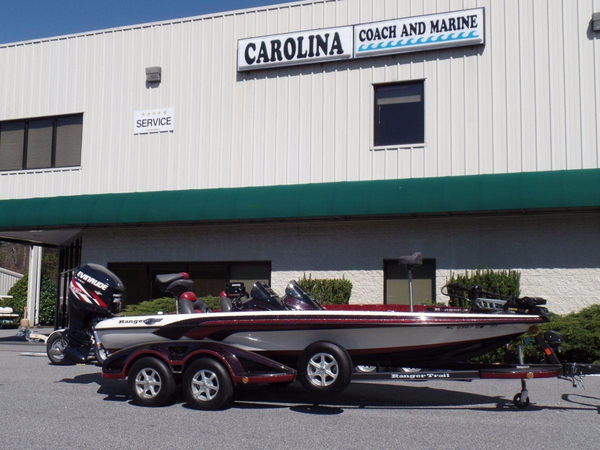 Used Ranger Z520 Comanche Bass Boat For Sale