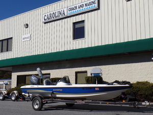 Used Stratos 176 XT Bass Boat For Sale