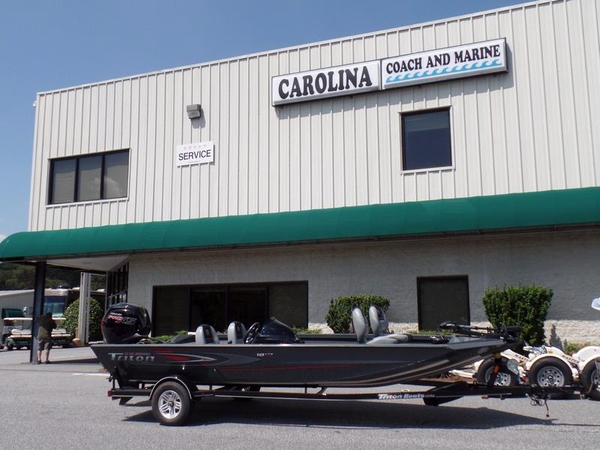 New Triton 18 C TX Bass Boat For Sale