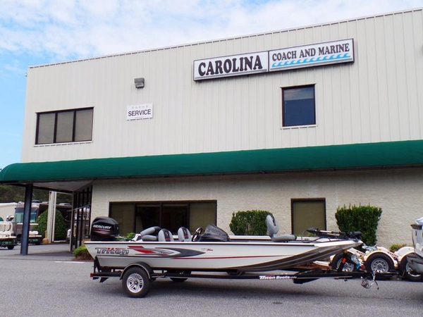 New Triton 17 TX Bass Boat For Sale