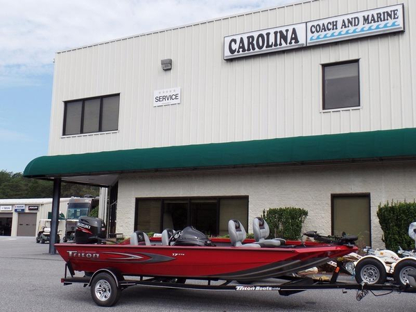 New Triton 17 C TX Aluminum Fishing Boat For Sale