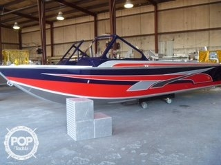 Used Rogue 22 Fastwater Aluminum Fishing Boat For Sale
