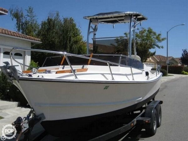 Used Shamrock 200 Center Console Center Console Fishing Boat For Sale