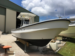 Used Angler 26 Panga Center Console Fishing Boat For Sale