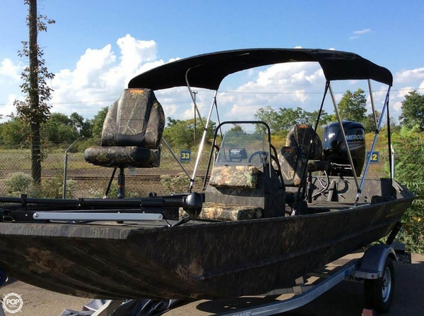 Used Lowe RX1860TN Bass Boat For Sale