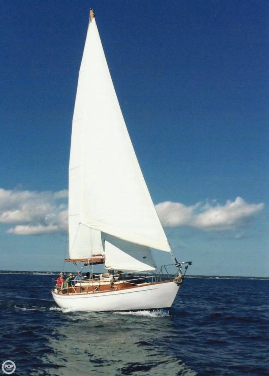 Used Sparkman & Stephens 32 Sloop Sailboat For Sale