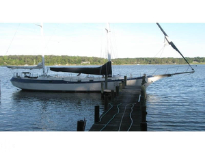 Used Marine Metals Charles Wittholz 47 Racer and Cruiser Sailboat For Sale
